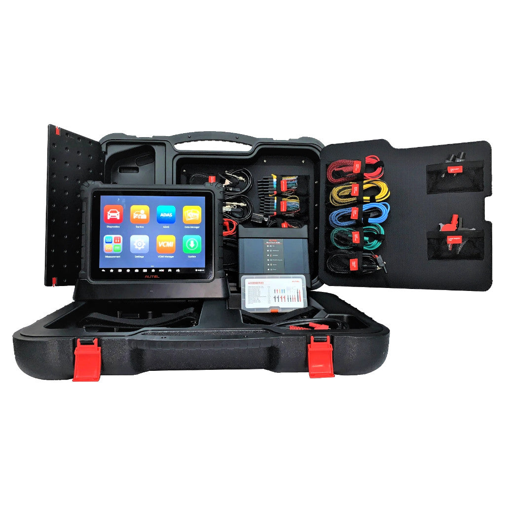 Autel MaxiSYS ULTRA Diagnostic Tablet with FREE MaxiVideo MV500 Digita -  Tire Supply Network