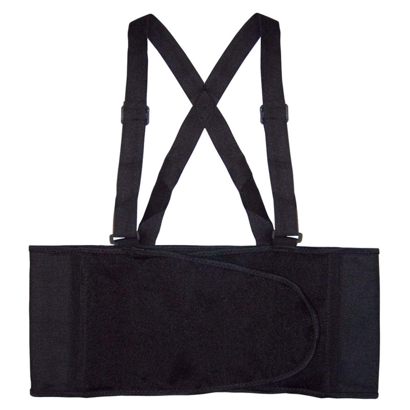 Back Support Belt With Suspenders (All Sizes)