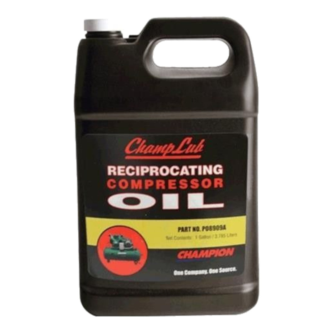 Champion ChampLub P08909A Reciprocating Compressor Oil 1 Gallon