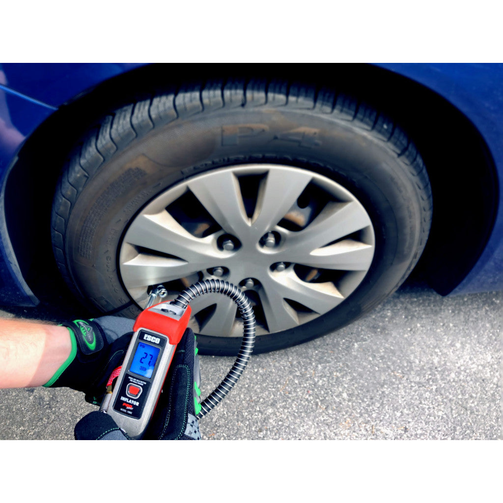 ESCO 10962 Pro Series Digital Tire Inflator