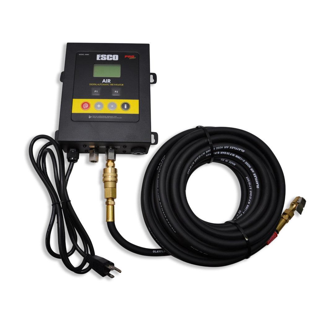ESCO 10964 Digital Wall Mounted Tire Inflator