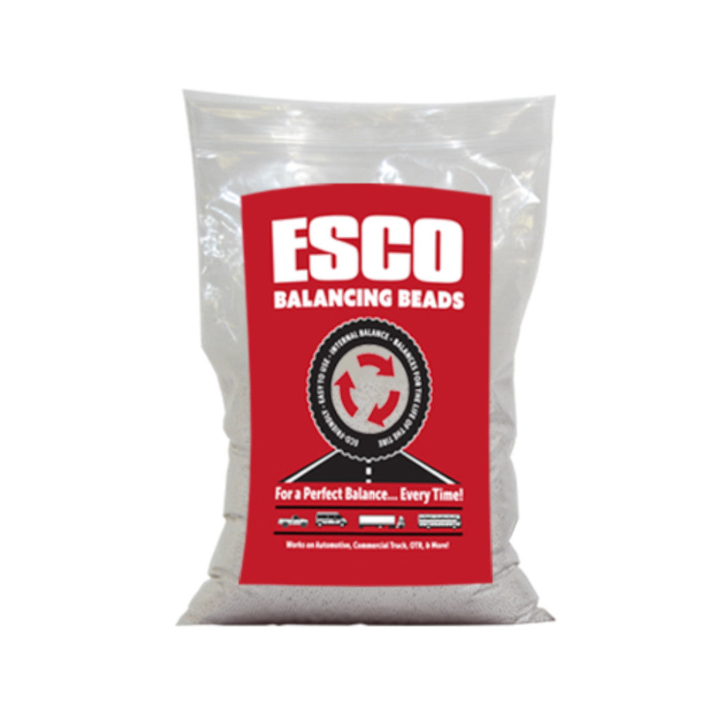 ESCO 20467C Passenger/Light Truck 2 oz. Balancing Beads - Single Bags or Case of 24