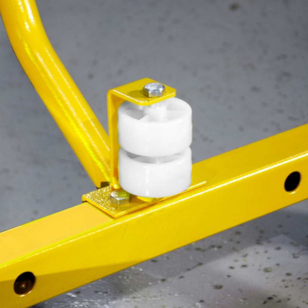 ESCO 70134 Heavy Duty Adjustable Wheel Dolly