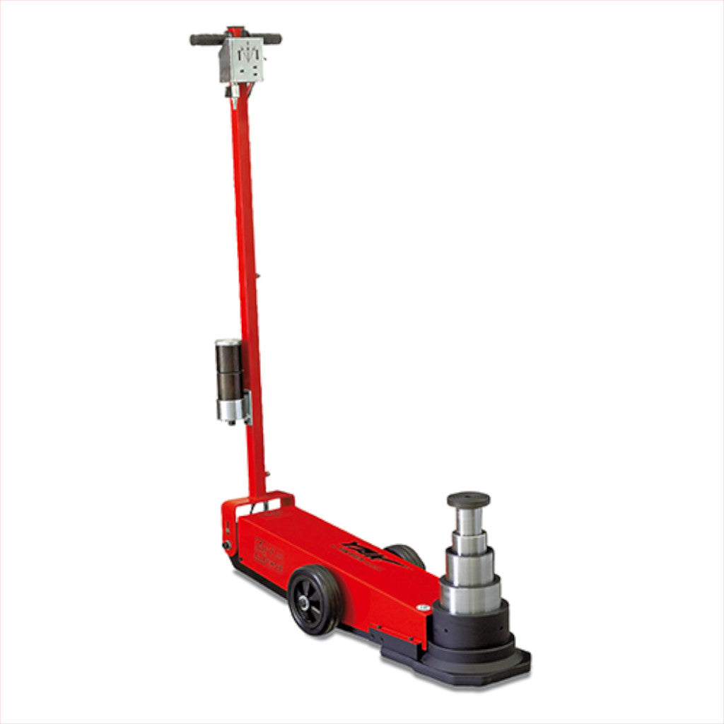 ESCO 92010 Yak 4-Stage 88/55/28/17 Ton Air Hydraulic Jack