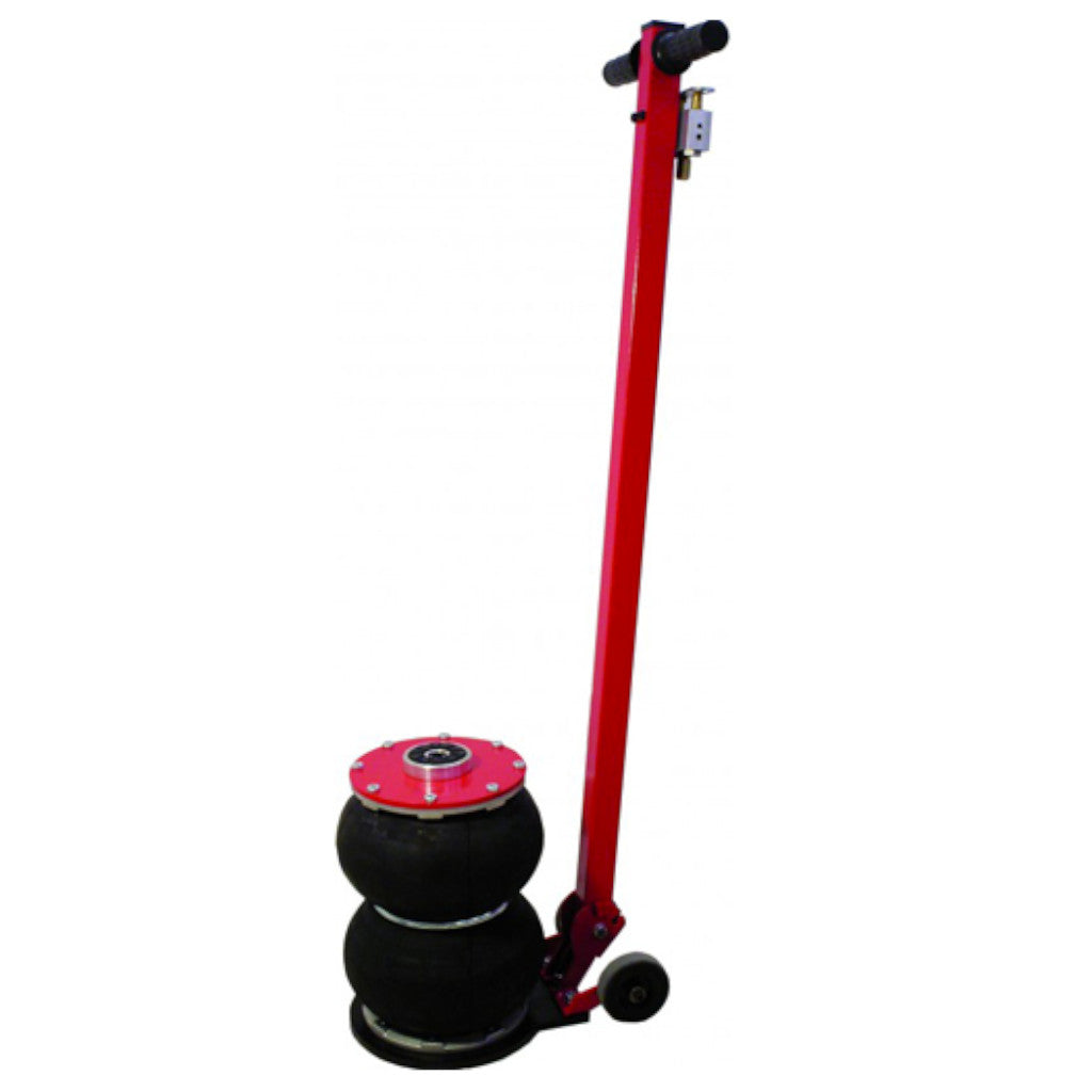 ESCO 92012 Yak 132/C 2-Stage 2.2 Ton Air Bladder Jack with Handle