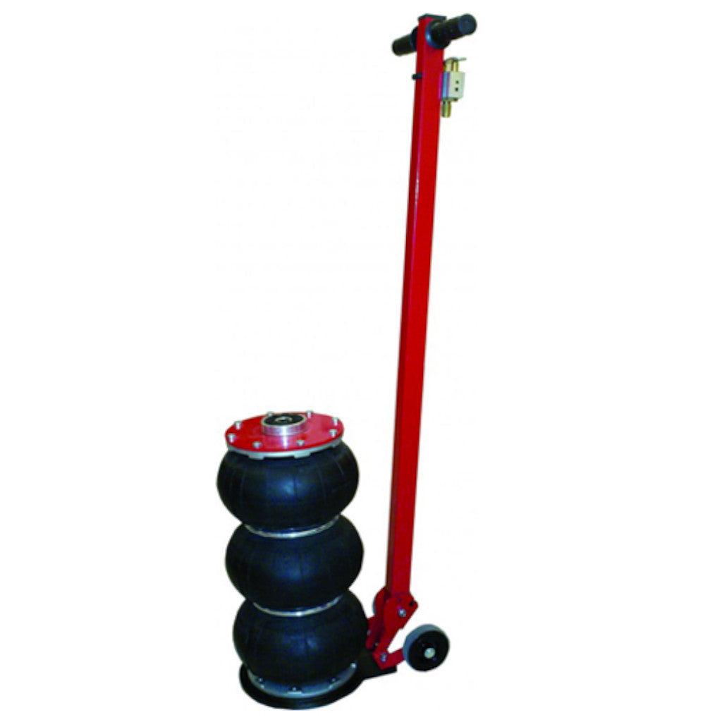 ESCO 92014 Yak 203/C 3-Stage 2.2 Ton Air Bladder Jack with Handle