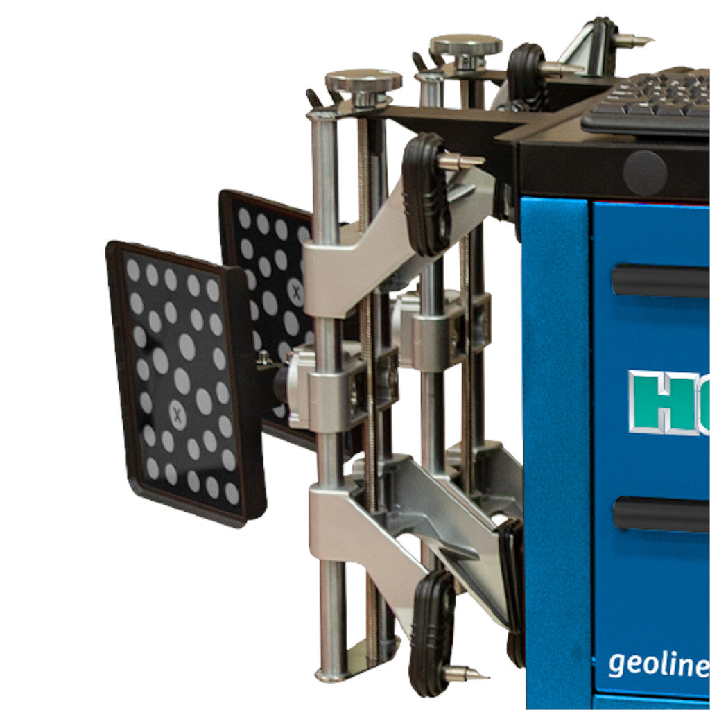 Hofmann Geoliner 660 Imaging Wheel Alignment System with AC200 Clamps