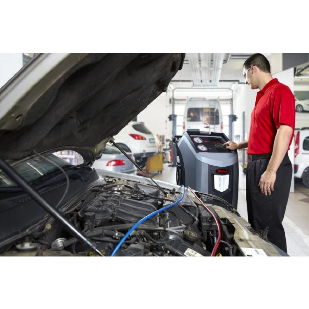 Air Conditioning & Fluid Exchange