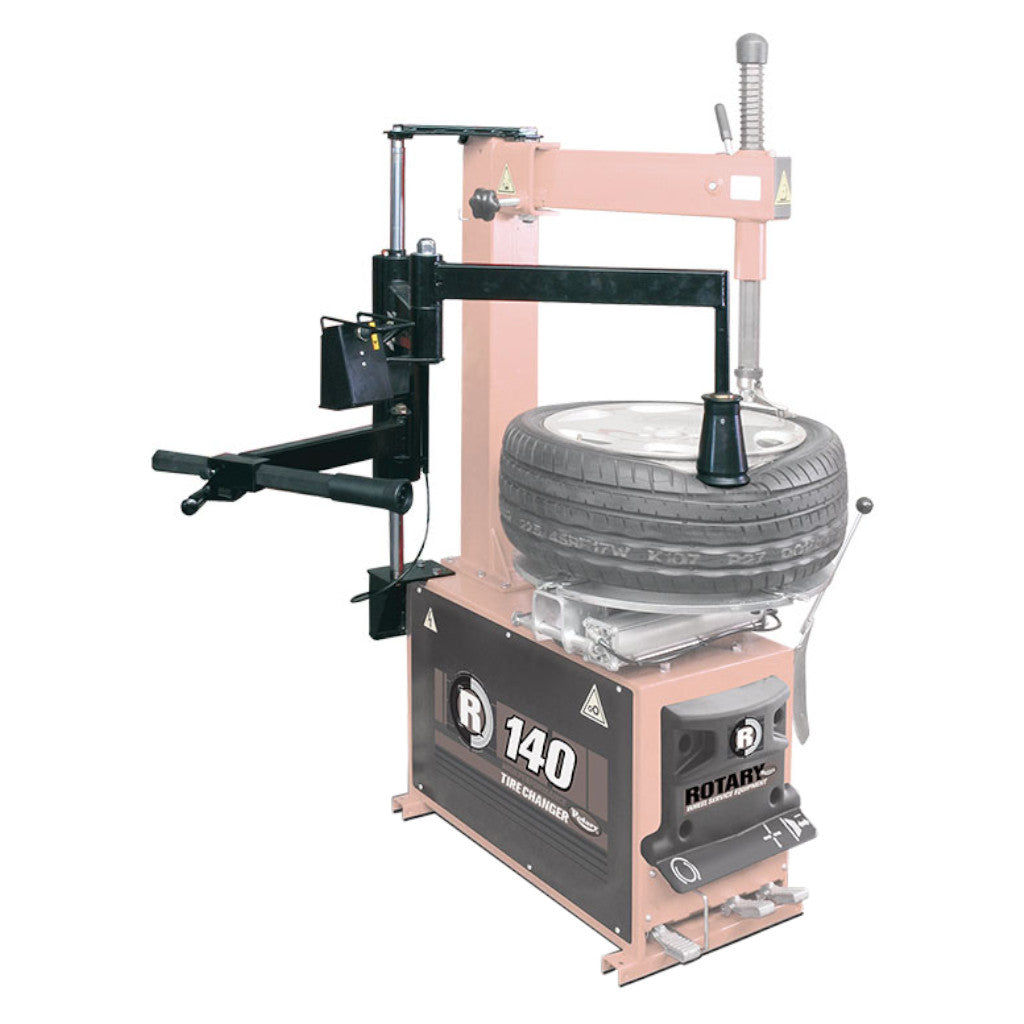 Rotary PLUS91N Helper Arm Upgrade Option For R140i Tire Changer