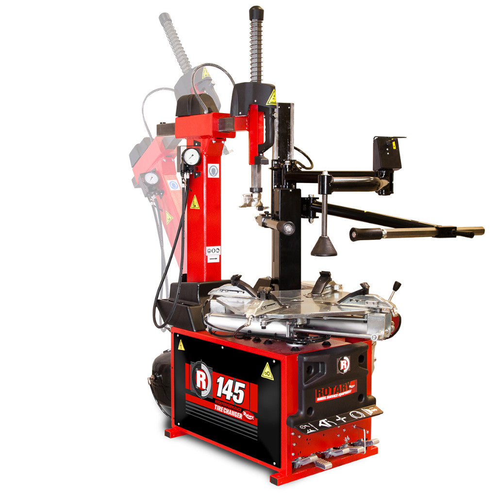 Rotary R145 Tilt Back Automatic Tire Changer