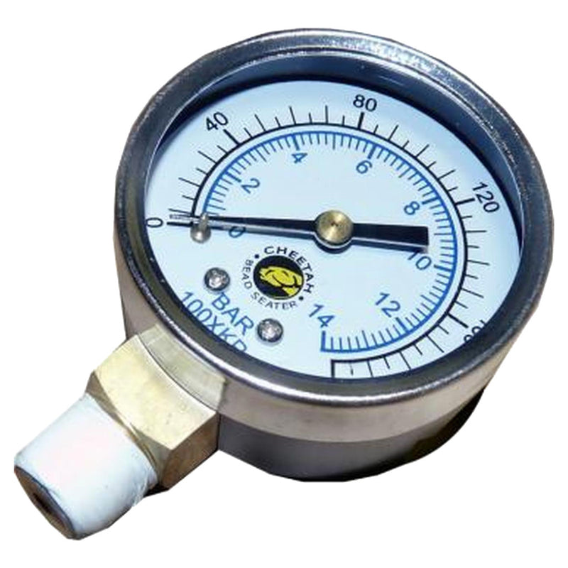 TSI 01.106 Cheetah Bead Seater Pressure Gauge