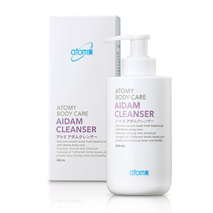 ATOMY -  Aidam Extra Sensitive Cleanser (Sabonete Íntimo)