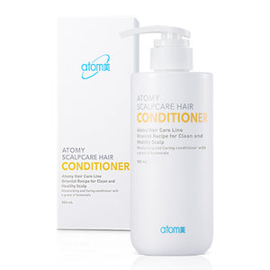 ATOMY - ScalpCare Hair Conditioner (Condicionador de Cabelos Herbal)