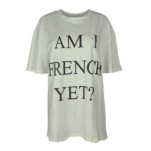 AM I FRENCH GREEN