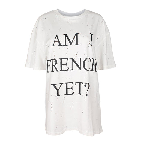 AM I FRENCH WHITE