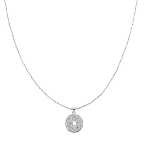 MYTH COIN NECKLACE