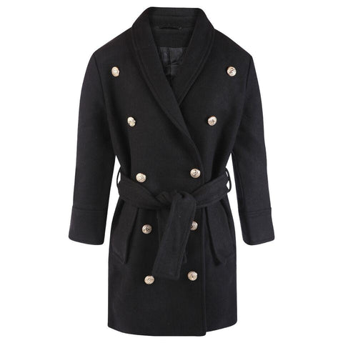 OVERSIZED MARINE COAT