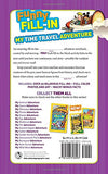 Libro FUNNY FILL-IN: TIME TRAVEL