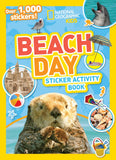 Libro NGK BEACH DAY STICKERS