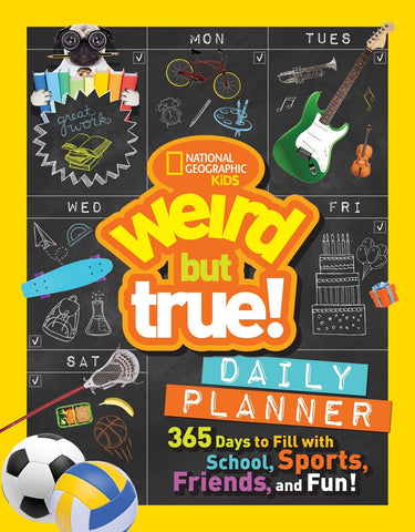 Libro WBT DAILY PLANNER
