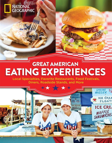 Libro GREAT AMERICAN EATING EXPE