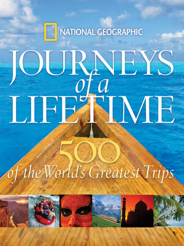 Libro JOURNEYS OF A LIFETIME