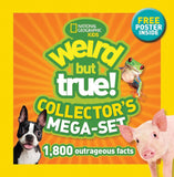 Libro WEIRD BUT TRUE MEGA-SET