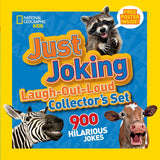 Libro JUST JOKING SET LAUGH