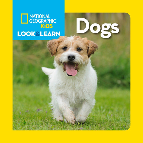 Libro LOOK & LEARN: DOGS