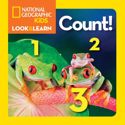Libro LOOK AND LEARN: COUNT