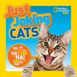 Libro JUST JOKING CATS