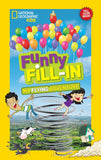 Libro FUNNY FILL-IN: FLYING