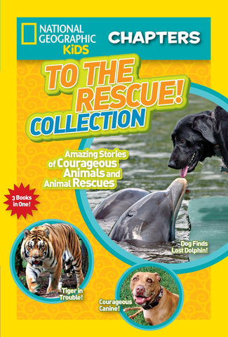 Libro NGK CHAPTERS: RESCUE COLL