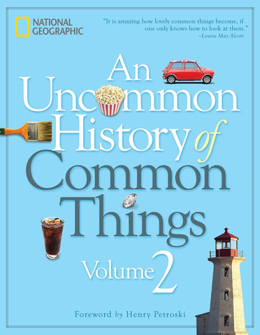 Libro UNCOMMON HIST COMMON THING
