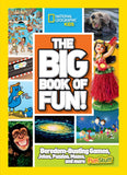 Libro NG KIDS BIG BOOK OF FUN