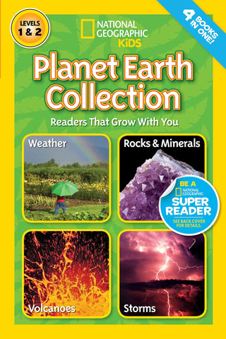 Libro NGR EARTH COLLECTION