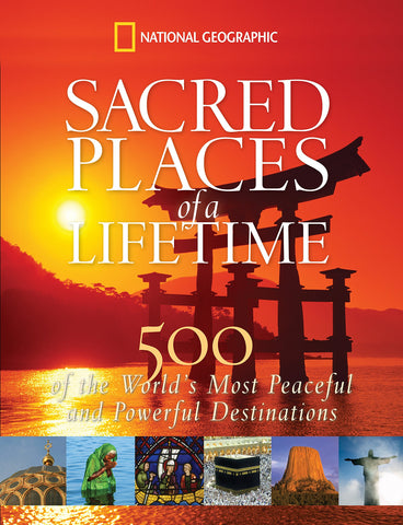 Libro SACRED PLACES OF A LIFETIM