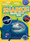 Libro NGK SHARKS STICKERS