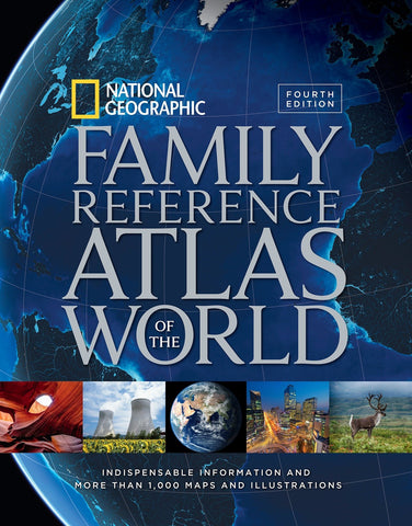 Libro NGEO ATLAS FAMILY REF 4TH