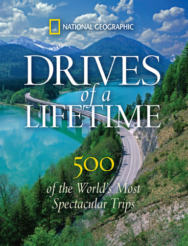 Libro DRIVES OF A LIFETIME