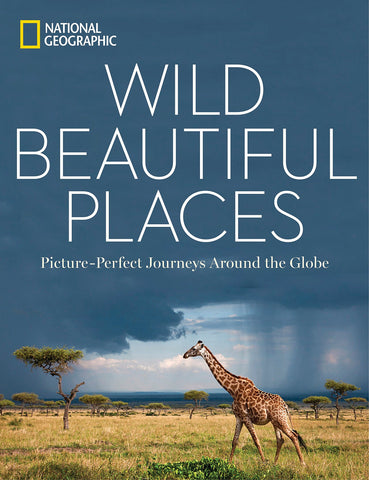 Libro WILD, BEAUTIFUL PLACES