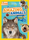 Libro NGK AMAZING ANIMALS STICKE