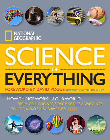 Libro NGEO SCIENCE OF EVERYTHING