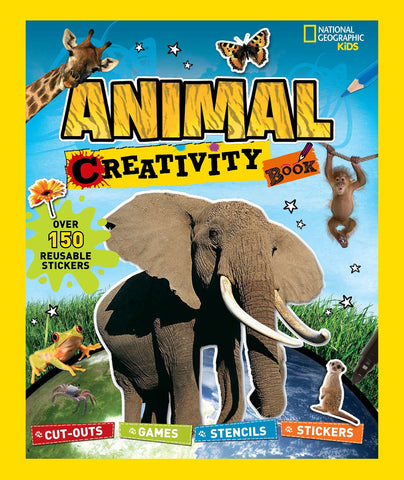 Libro NGK ANIMAL CREATIVITY
