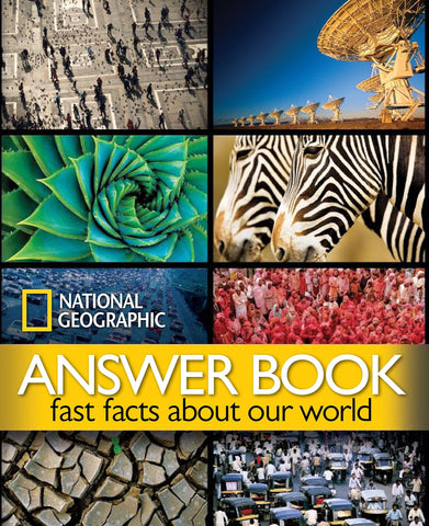 Libro NGEO ANSWER BOOK