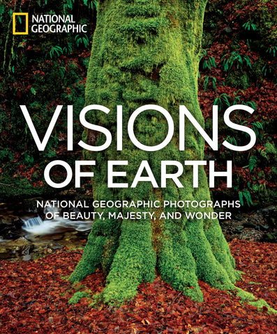 Libro VISIONS OF EARTH