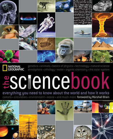 Libro SCIENCE BOOK