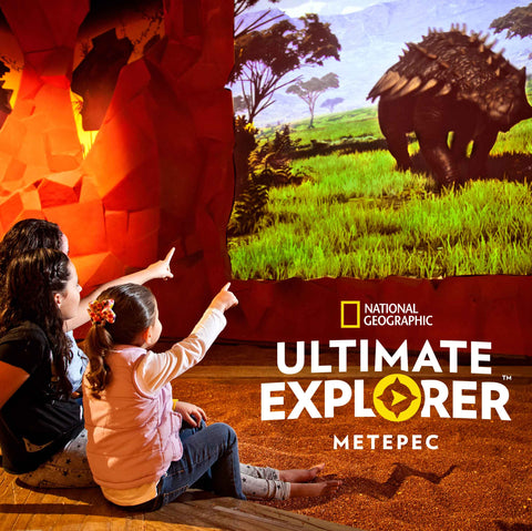 Boletos National Geographic Ultimate Explorer Metepec