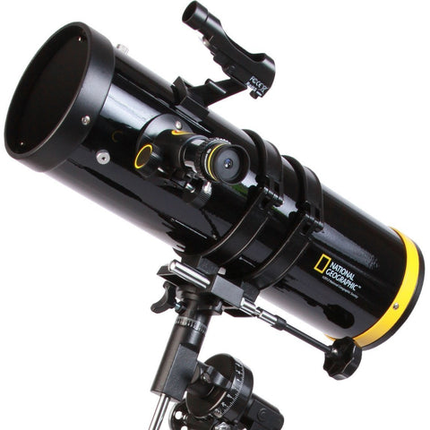 Telescopio de 114mm Newtonian con Base EQ NatGeo