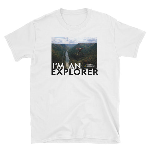 Soy Explorador Playera Adulto